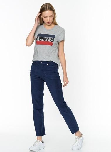 Levi's® Baskılı Tişört Gri